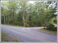 Image of finish line for Leg #9