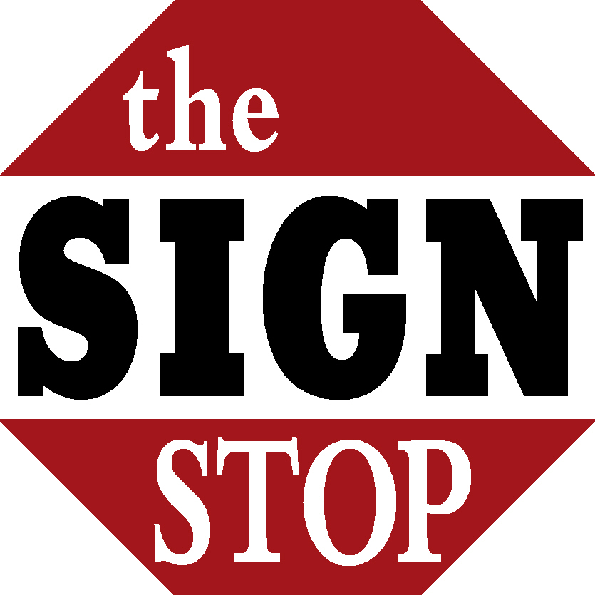 The Sign Stop Logo